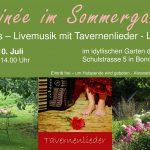 Matinee-im-Sommergarten